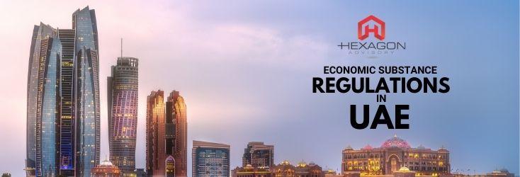 Economic Substance Regulations in UAE